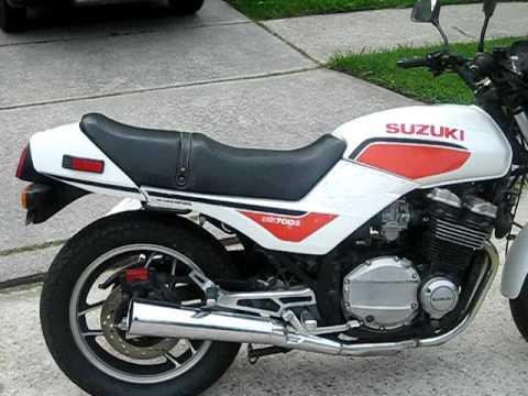 1985 suzuki gs 700e youtube rh youtube com suzuki df 250 service manual
