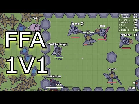 Moomoo.io - 1v1 and FFA Tournaments | Experimental Server