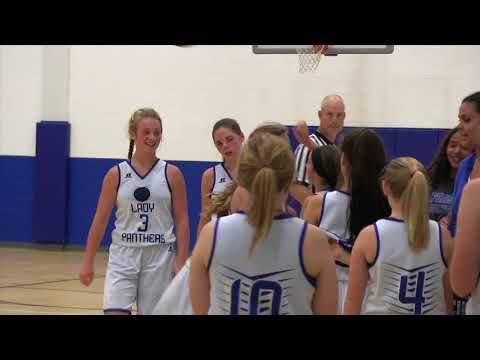 '17 Forsyth Middle School Girls Basketball - Vol III