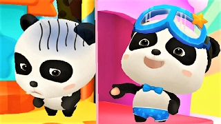 Repeat youtube video Little Panda Sports Games - Baby Play Sports Fun Game For Kids