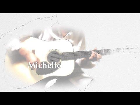 Michelle - The Beatles karaoke cover