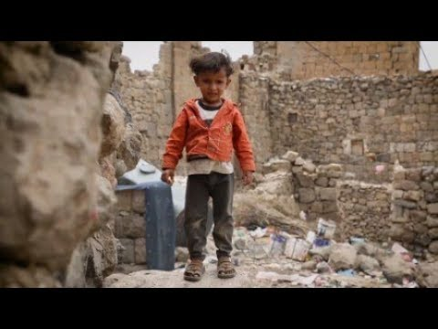 Yemen Humanitarian Crisis - YouTube