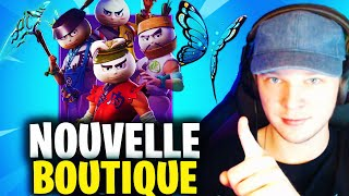 🔴I'OFFRE THE NEW SKIN IN THE FORTNITE BOUTIQUE FROM JULY 9 to 2H! PERSONAL PART IN THE MEANTIME!
