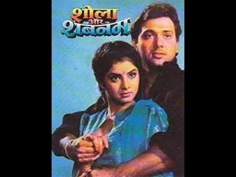 Download Shola Aur Shabnam 1992 Movie Unknown Facts   शोला और शबनम 1992 मूवी की अनसुनी सच्ची बाते