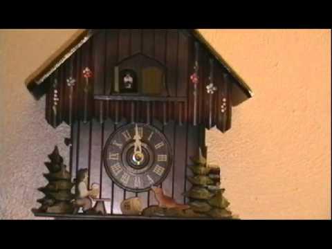 Cuckoo Clock Movement