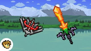 Top 5 Best Melee Weapons In Terraria IOS/Android