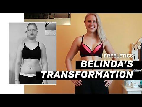 Belinda's 15 Week Freeletics Transformation | New Year, New You Fitness Motivation