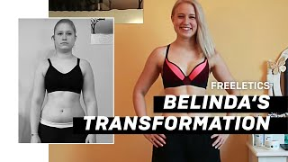 Belinda's 15 Week Freeletics Transformation | New Year, New You Fitness Motivation