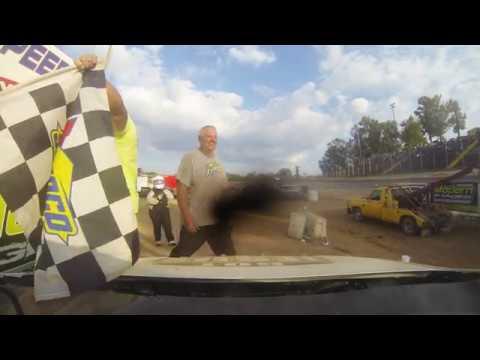 EAMS | Alabama State Race - Hot Shot Feature 9/24/17
