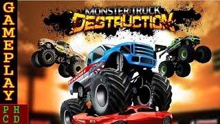 Monster Truck Destruction PC Gameplay HD