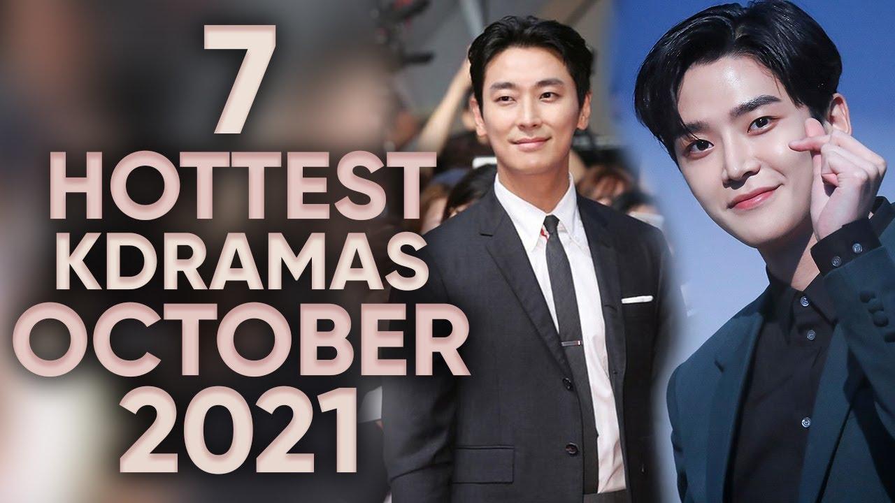 Download 7 Hottest Korean Dramas To Watch in October 2021! [Ft. HappySqueak]