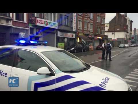 Brussels police open fire on car in Molenbeek suburb