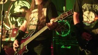 Sacred Steel - Open wide the gates live @ MADE IN HELL 3 (Livorno) 22 10 2011.MP4