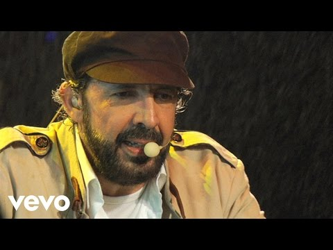 Juan Luis Guerra - El Niagara En Bicicleta (Live)