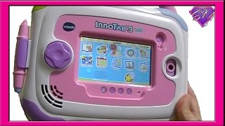 Unboxing: INNOTAB 3 Baby Vtech Learning Tablet Toy (NO COMMENTARY) | Kid & Family Friendly Toys