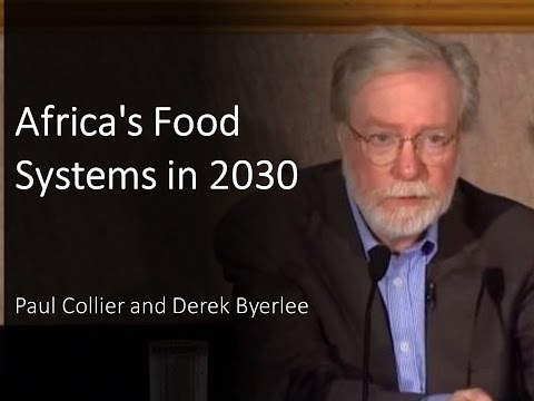 Africa's Food Systems in 2030