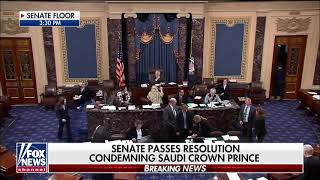 Senate passes resolution to end US involvement in Yemen war Fox News