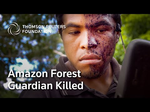 Nine months after Lobo showed us an Amazon ambush site, he was killed in one