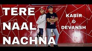 Tere Naal Nachna Dance | choreography | Vodka lagake | Nawabzade | Badshah | Choreographer Sushant