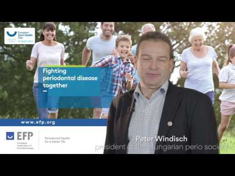 Windisch presents the European Gum Health Day 2017 in Hungary