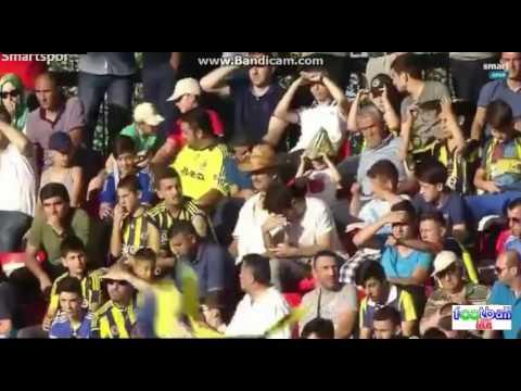 Fenerbahçe-Voluntari: 3-1 maç özeti