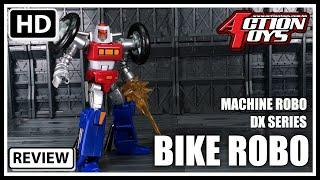 Action Toys Machine Robo MRDX-01 BIKE ROBO GoBots CY-KILL