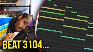 I TRIED TO MAKE AS MANY BEATS AS POSSIBLE IN A DAY… *gone slightly wrong*