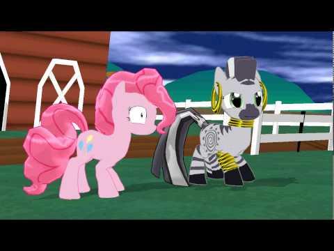 (MMD x MLP x Ed, Edd, n' Eddy) That's my horse.