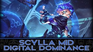 SCYLLA: WHY DOES SHE DO SO MUCH DAMAGE! - Incon - Smite