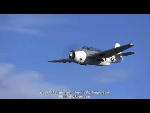 Avenger Skyraider Tigercat - Vintage Aircraft Weekend