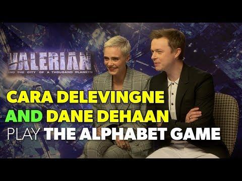 Cara Delevingne & Dane DeHaan Test Their Geography Skills | VALERIAN FULL INTERVIEW | The Hook