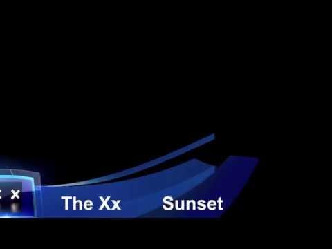 The Xx - Sunset  Remix