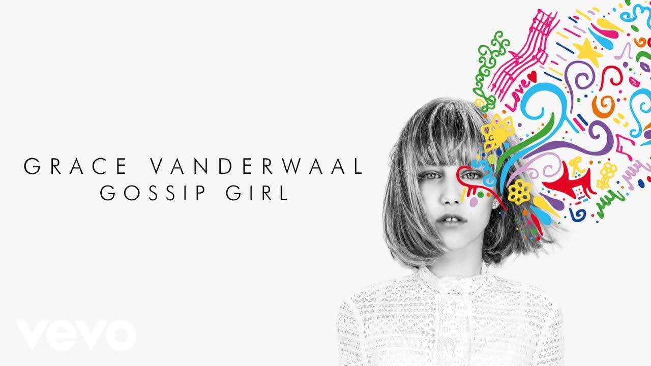 grace vanderwaal - gossip girl  audio