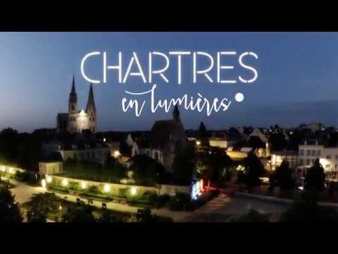 Chartres en Lumières 2017 en images !