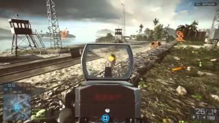 Battlefield 4 - M16A3