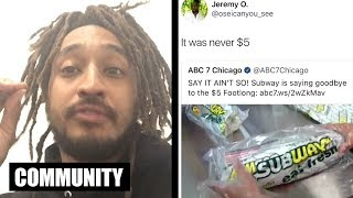 Subway's $5 Footlong Was Never $5! - Patrick Cloud  | All Def Community