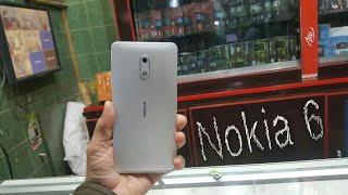 Nokia 6 Unboixng