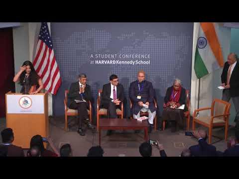 India Conference 2019 I Harvard I Asaduddin Owaisi, Aruna Roy, Dr JP, Sanjiv Mehta, Pankaj Pachauri