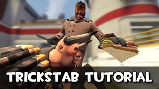 TF2: TUTORIAL DE TRICKSTABS (Eng Sub)
