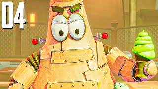 SpongeBob: Battle For Bikini Bottom Rehydrated - ROBOT PATRICK BOSS - Part 4