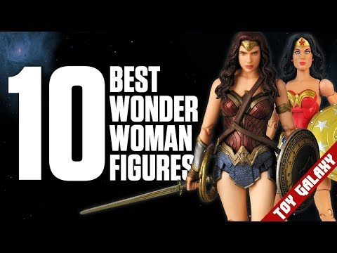 10 Best Wonder Woman Action Figures | List Show #42