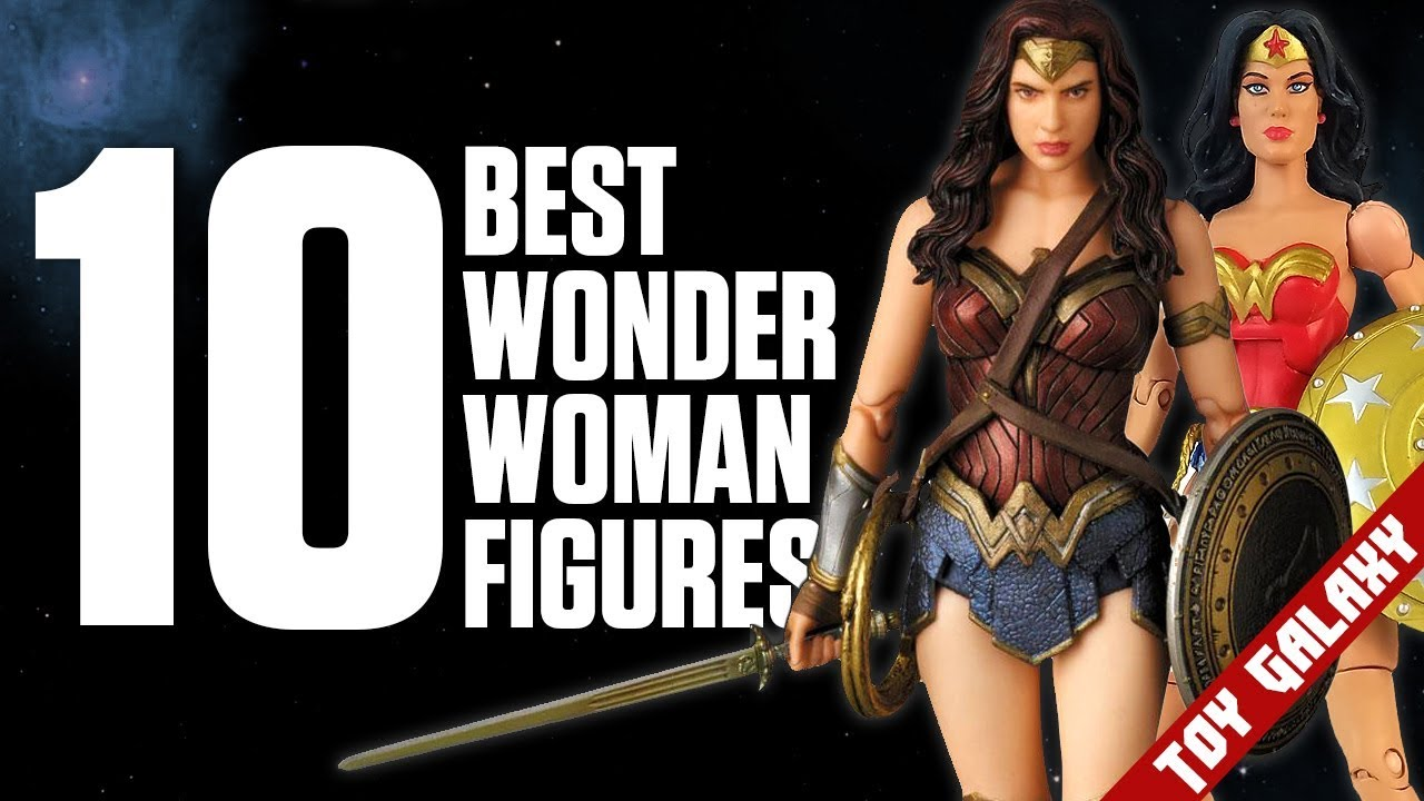 Top 10 Best Wonder Woman Action Figures | List Show #42
