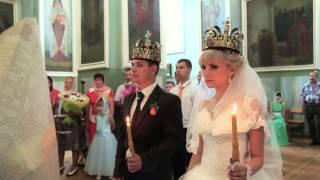 Венчание в храме Иоакима и Анны (Коренная Пустынь)(, 2014-07-28T20:44:36.000Z)