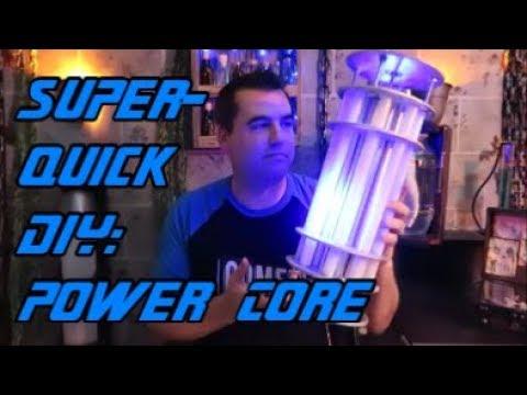 Power Core Prop, Quick DIY Tutorial