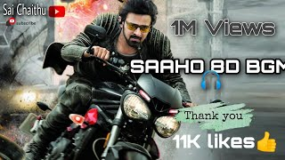 Download song Saaho 8D bgm