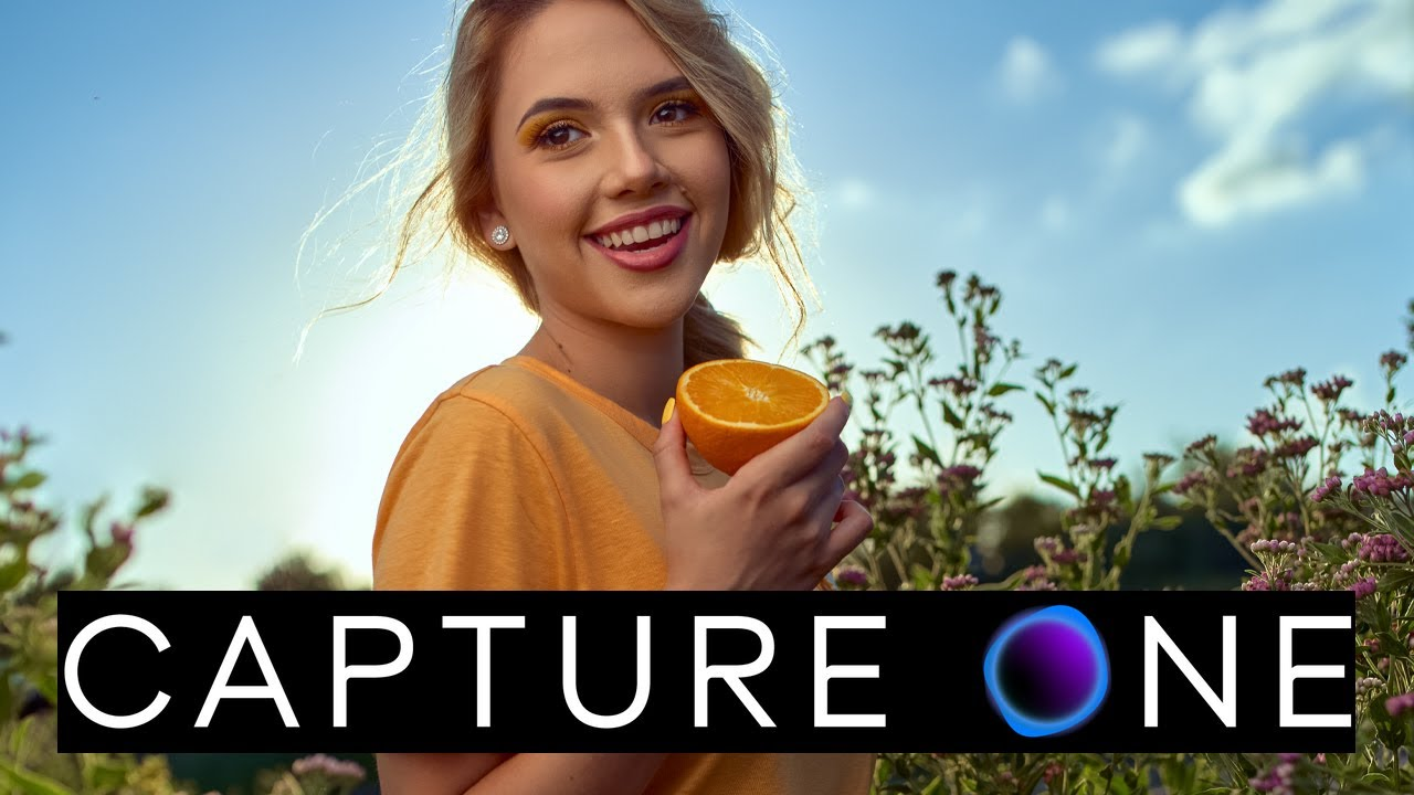 Capture One 20 - Portrait Editing Workflow