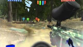 Greg Hastings Paintball 2 - Wii Woodsball Sniper Match