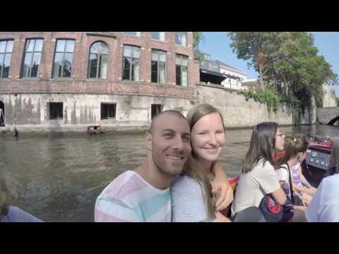 Belgium - Nieuwpoort, Bruges & Ghent