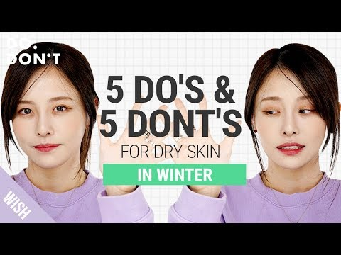 How To Get Healthy Glowing Skin In Winter   Winter Skincare Routine For Dry Skin   Do & Don't