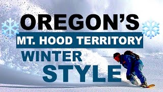 The Travel Vacation Guide ✈ (FREE TV EPISODES) – OREGON'S MT. HOOD TERRITORY WINTER STYLE
